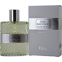 Eau Sauvage by Christian Dior EDT Spray for Men 3.4 oz.