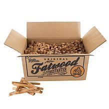 Fatwood Firestarter Kindling Sticks  ndash; Quickstart Tinder  25 l...