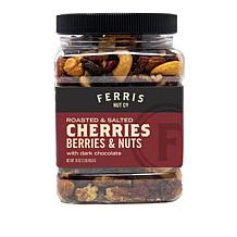 Ferris (3) 1 lb. Cherry, Berry & Nut w/Chocolate Chunks