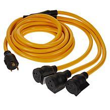 Firman 25' 30 amp Standard Appliance Power Cord