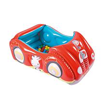 Fisher Price Race Car Ball Pit with 25 Balls