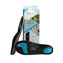 FootScientific Arches® Unisex Orthotics - Type 3 (High Arch)