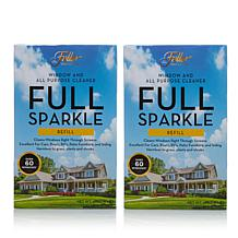 Fuller Brush Co. Full Sparkle Cleaner Refill Kit