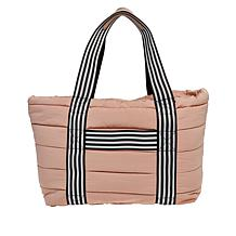 G by Giuliana Jet Set G Quilted Tote Bag