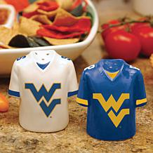 Gameday Ceramic Salt and Pepper Shakers - West Virginia