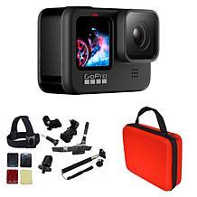 GoPro Hero 9 Action Camera Bundle