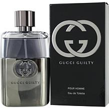 Gucci Guilty Pour Homme Eau de Toilette for Men 1.6 oz.