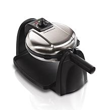 Hamilton Beach Removable-Grid Belgian Waffle Maker