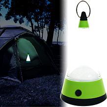 "Happy Camper 19"" LED Camping Lantern"