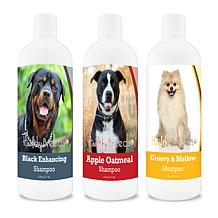 Healthy Breeds Clean Puppy Care Package w/Tearless Shampoo & Vitamins