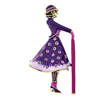 "Heidi Daus Disney's Mary Poppins Returns ""A Walk in the Park"" Pin"