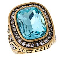 "Heidi Daus ""Exquisite Elegance"" Crystal Ring"