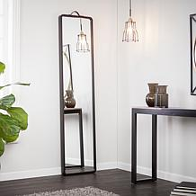 Holly and Martin Lawson Floor-Leaning Mirror
