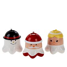 HoMedics Holly Jolly Mini Massager 3-piece Set