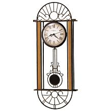 "Howard Miller ""Devahn"" Antique Pendulum Wall Clock"