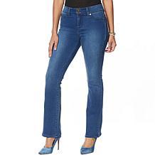 IMAN Global Chic 360 SlimBootcut Jean