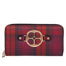 IMAN Global Chic Zip-Around Wallet