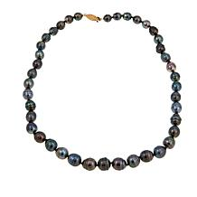 Imperial Pearls 8-10.5mm Cultured Tahitian Baroque Pearl Necklace