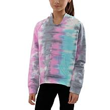 Jake and Anna Kids' French Terry Tie Dye Hoodie