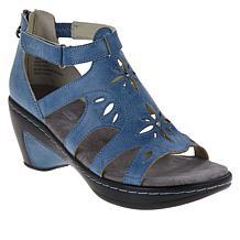 Jambu Originals Northstar Laser-Cut Wedge Sandal