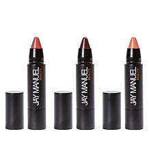 Jay Manuel Beauty® Lip Stain Trio Combo 1