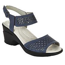 JBU by Jambu Toledo Perforated Heeled Sandal