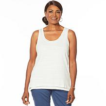 Jones NY Double-Layer Tank - Missy
