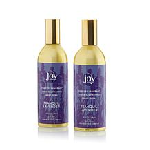 JOY 2pc Forever Fragrant® Odor-Eliminating Fabric Spray