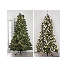 JOY Pre-Lit Forever Fragrant® Holiday Scented Christmas Tree