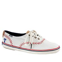 Keds Champion Pennant Canvas Sneaker - MLB Rangers
