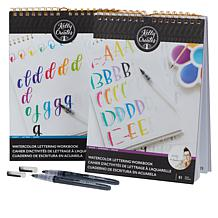 Kelly Creates Learn to Watercolor Letter Bundle