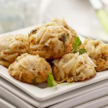 Kent Island Handmade Jumbo Lump 1 oz. Mini Crab Cakes - 48-Count