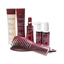 Keranique 60-Day Regrowth Kit with Comb & Brush
