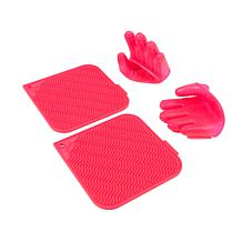 KMN Home FingerMitt and Trivet Set