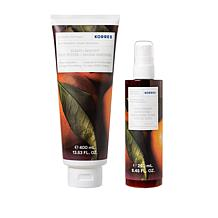 Korres 2-piece Body Butter and Firming Spray