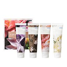 Korres 4-piece Grecian Floral Body Butter Set
