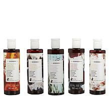 Korres Deluxe 5-piece Hydrating Shower Gel Collection