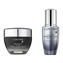 Lancôme 2-piece Genifique Night Repair + Pearl Light Eye Cream Set