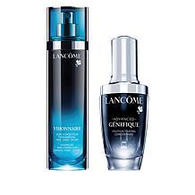 Lancôme Visionnaire and Génifique Serum Duo