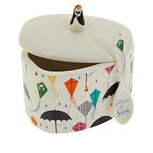 Lenox Disney Mary Poppins Returns Sugar Bowl with Spoon