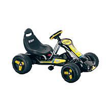 Lil' Rider™ Black Stealth Pedal-Powered Go-Kart