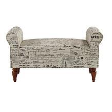 Linon Home Drew Bench