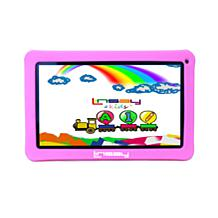 "LINSAY® 10.1"" Kid's Quad-Core 16GB Android 9 Pie Tablet Bundle"