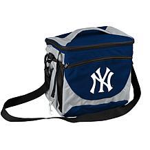 Logo Chair 24-Can Cooler - New York Yankees