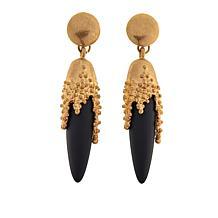 MarlaWynne Lava Drop Earrings