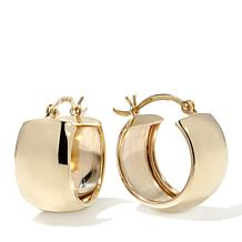 Michael Anthony Jewelry® 10K Polished Hoop Earrings