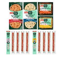 Mighty Spark 16-ct Best Flavor Ground Chicken Snack Sticks & Patties