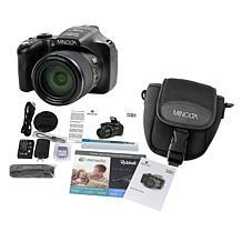 Minolta MN67Z 20MP 67x Optical Zoom SLR Style Camera