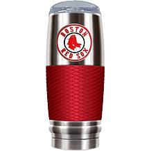 MLB 30 oz. Stainless/Red Reserve Tumbler - Red Sox
