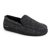 MUK LUKS Men's Faux Wool Moccasin Slippers